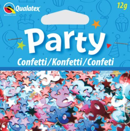 Qualatex Konfetti 30