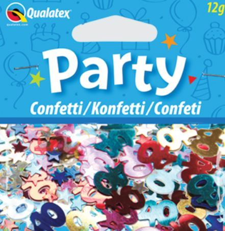 Qualatex Konfetti 40