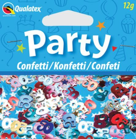Qualatex Konfetti 50