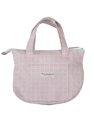 Krasilnikoff Bag Rosa Circle Dots
